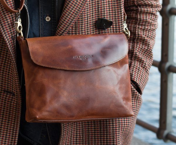 Flap Bag Leather