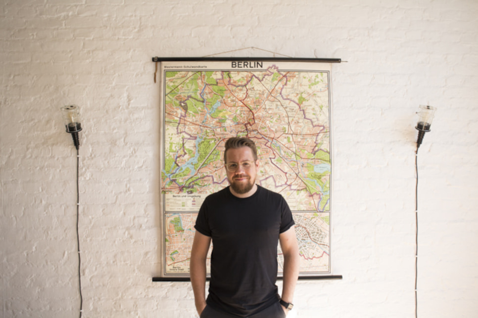 Founder of Kittel Creative Studio Berlin – Michael Kittel