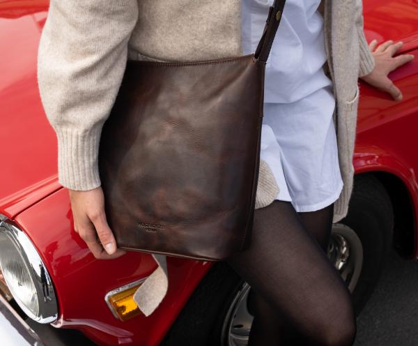 Hobo Bag Leather
