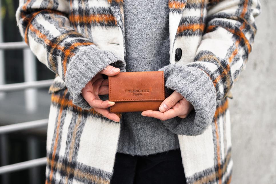 Slim Wallet Leather