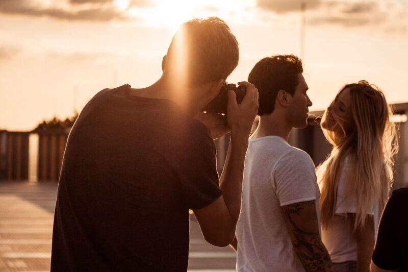 Paarfotograf - Geschichten von Simon