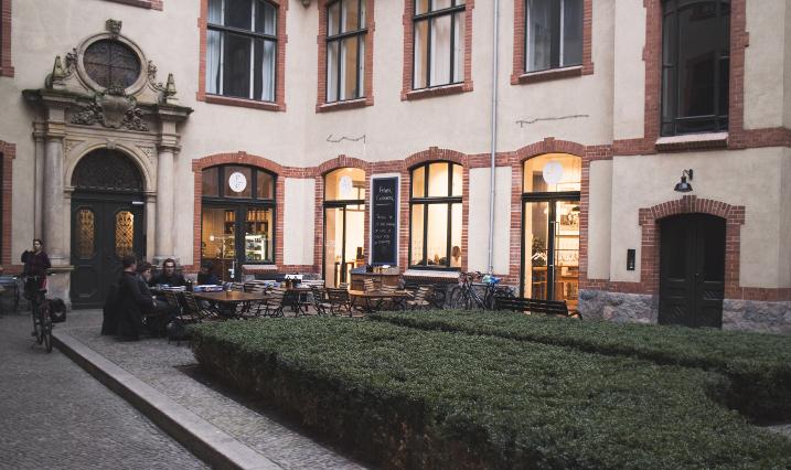 Geheimtipp Cafe Berlin