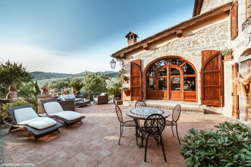 Bauernhaus in Chianti