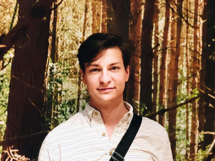 Portrait von Jonas
