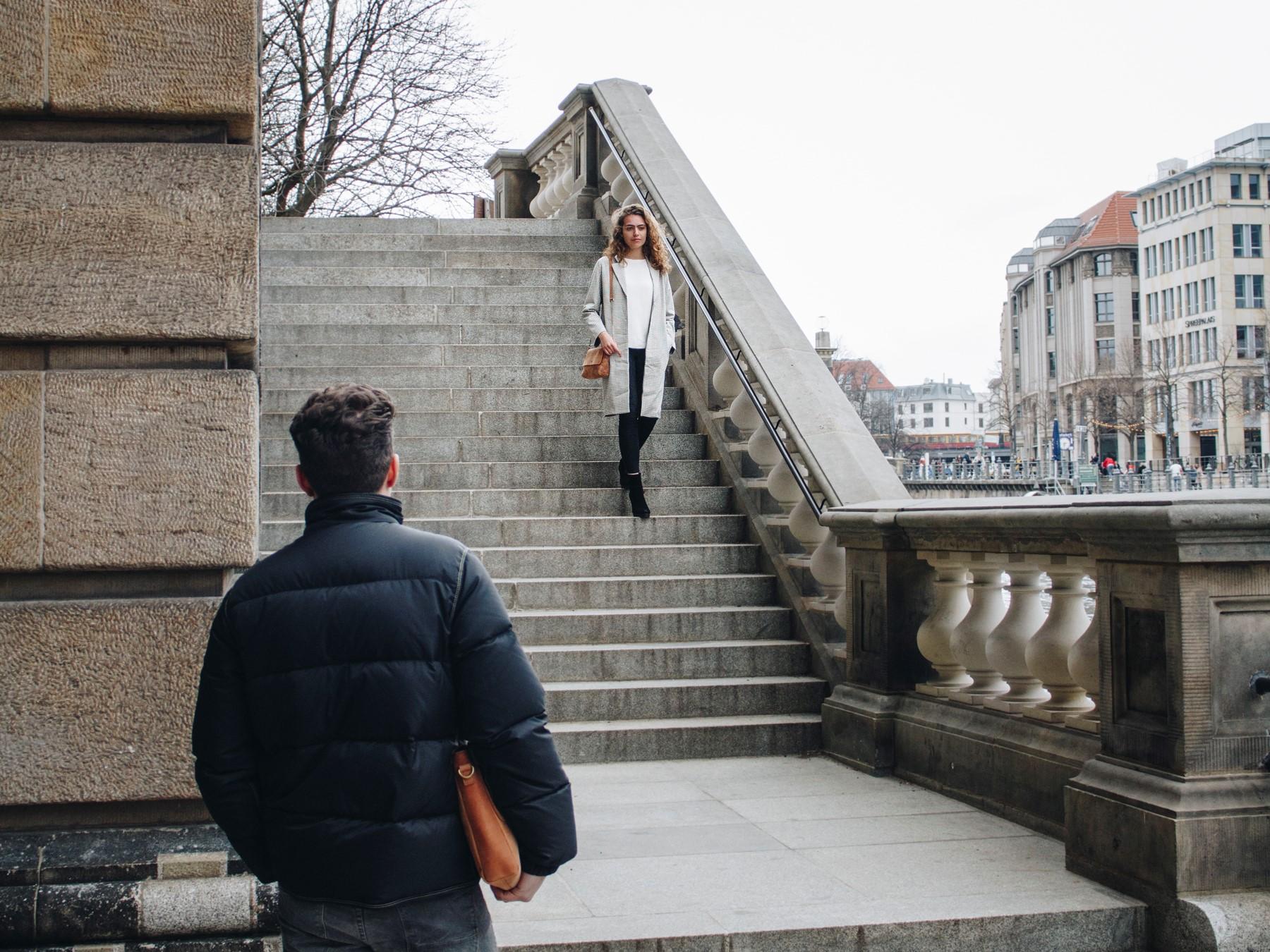 HOLZRICHTER Berlin Umhängetaschen Damen