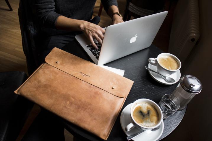 HOLZRICHTER Berlin Laptoptasche