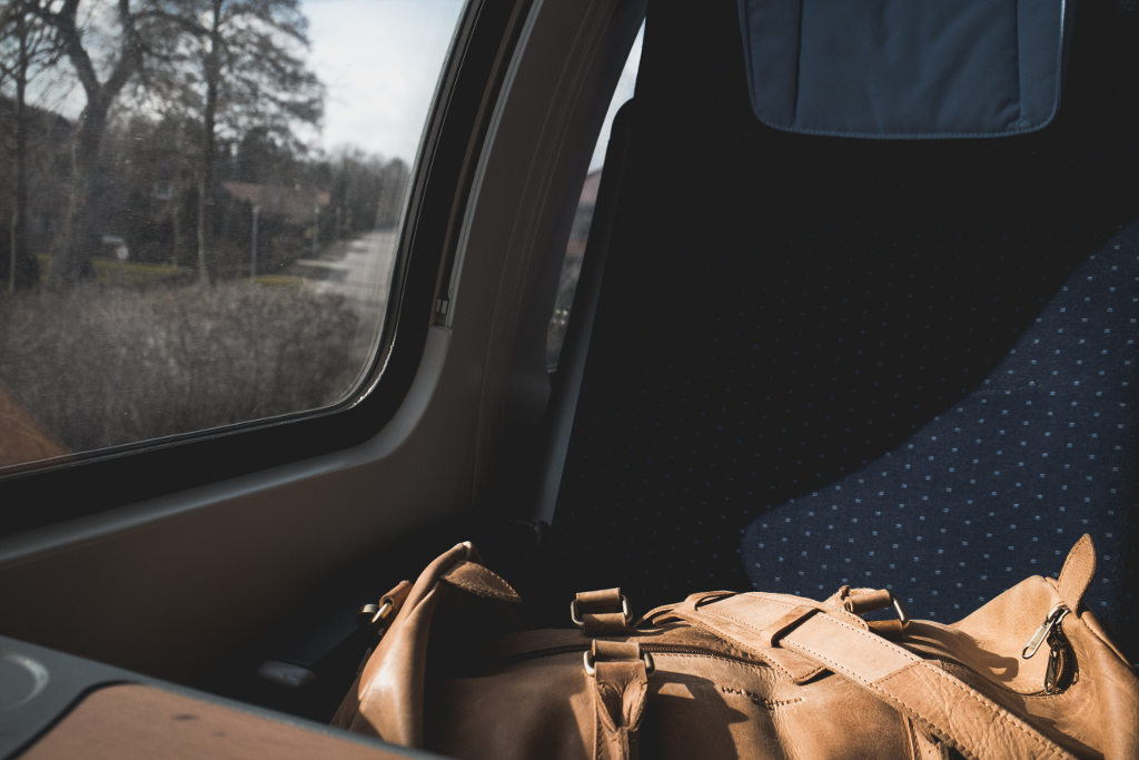 Reisetasche packen für Kurztrip