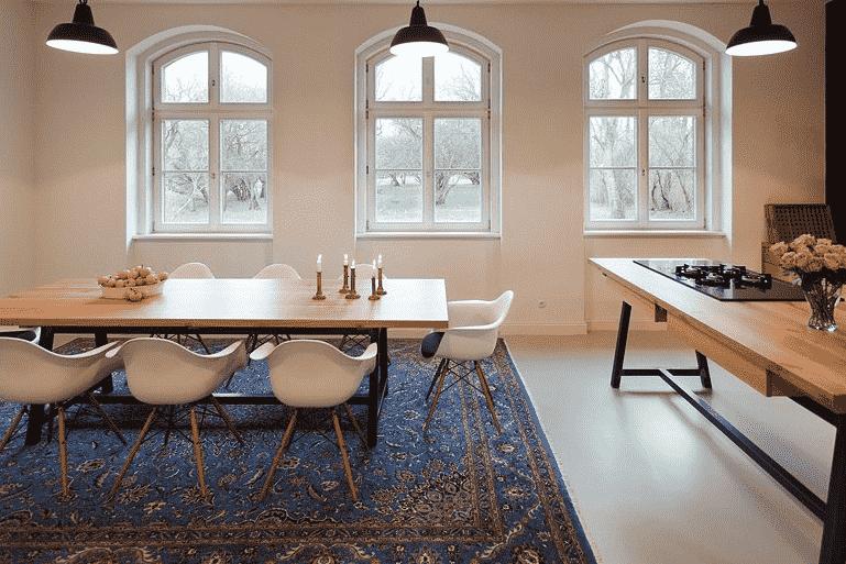Interieur Haus Bubkevitz