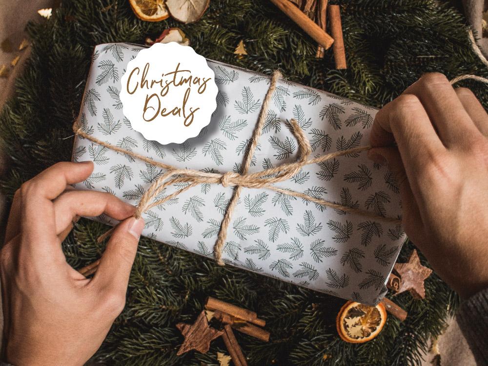 Gutschein Angebot zu Weihnachten