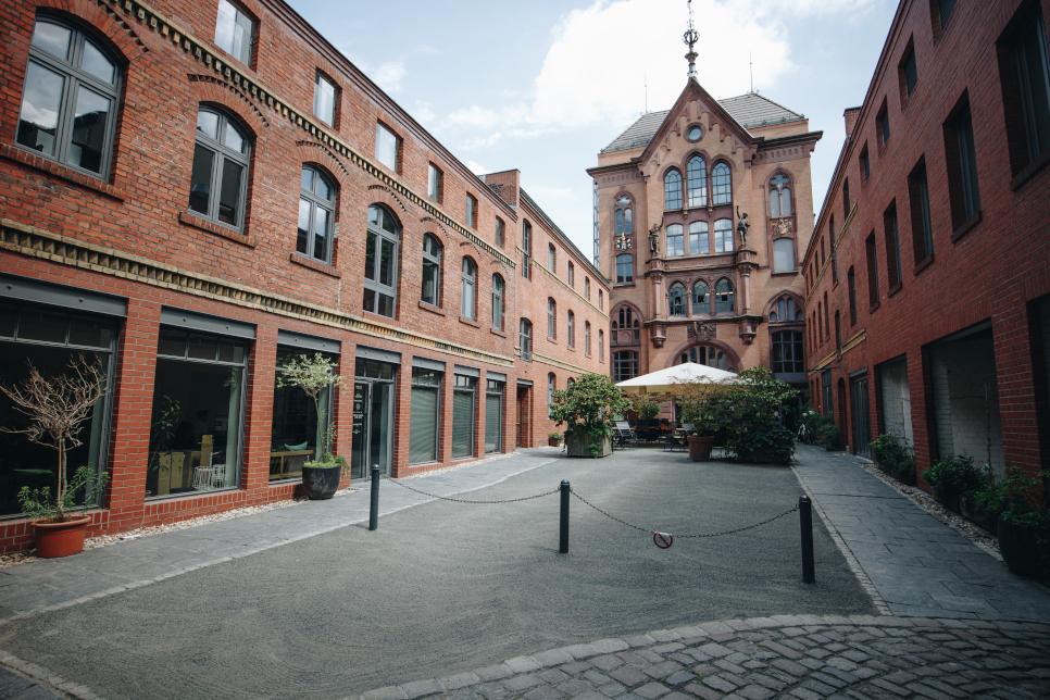 Büro Bergstraße in Berlin Mitte