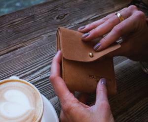 Gratis Damen Mini Geldbörse