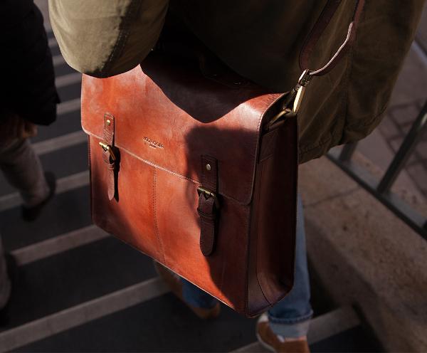 Lehrertasche aus Leder kaufen