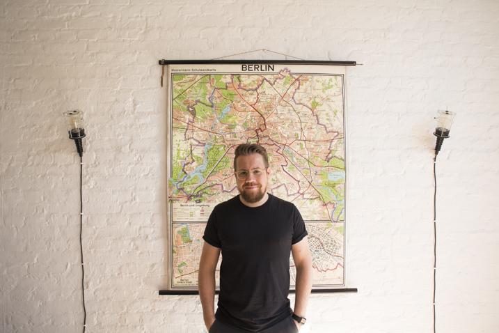 Gründer des Kittel Creative Studio Berlin - Michael Kittel