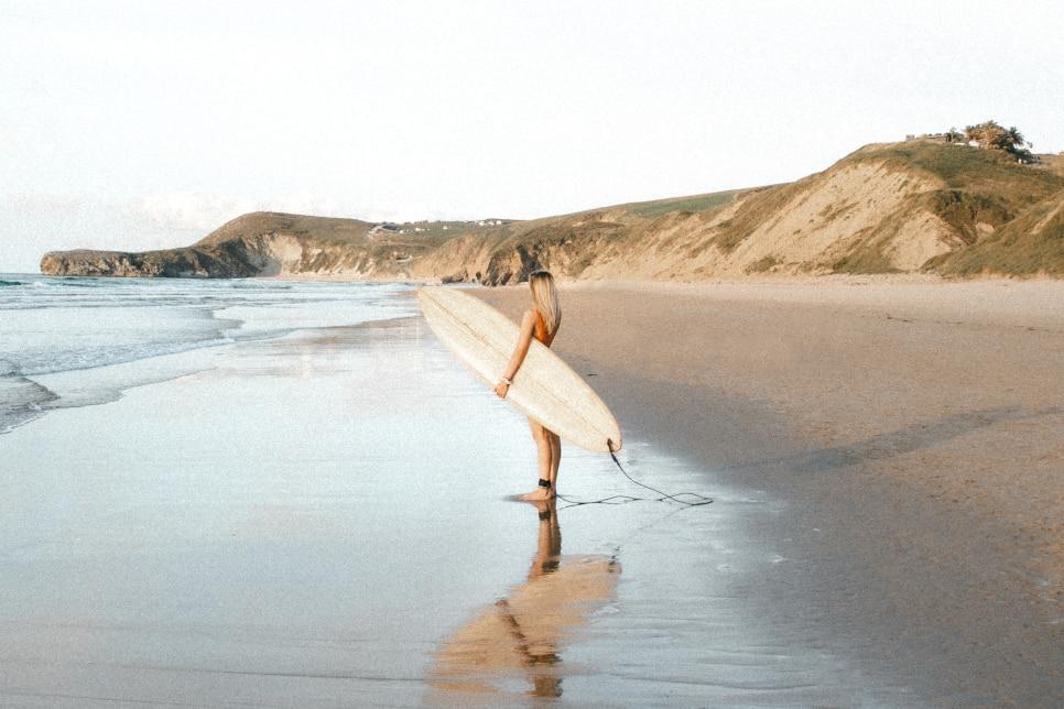 Kantabrien Surfen