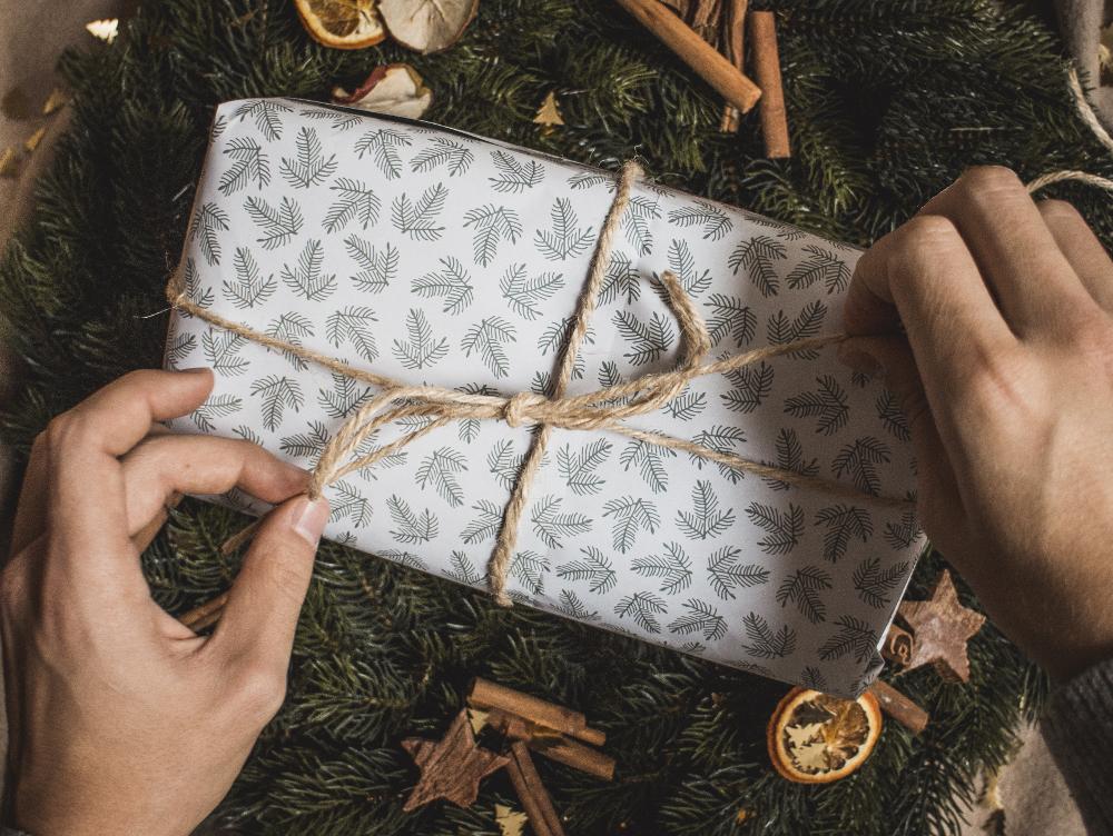 Angebot und Gutschein zu Weihnachten