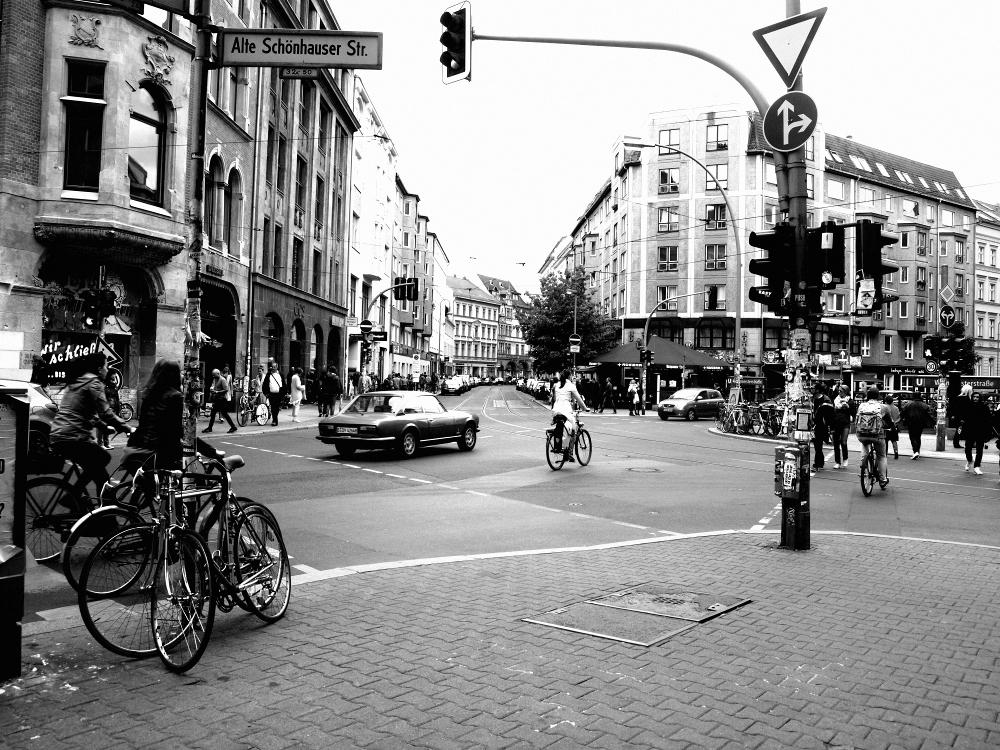 Hackescher Markt Berlin Mitte