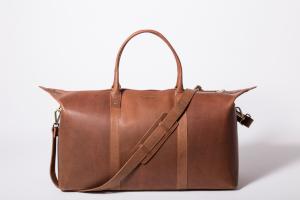 Reisetaschen aus Leder