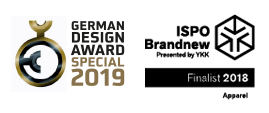 German Design Award | ISPO Brandnew Finalist