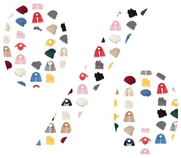 Unser Beitrag zu Ihrem Wohlbefinden: Mützen, Stulpen und Schals aus hochwertigstem mongolischen Kaschmir – und das zu reduzierten Preisen.