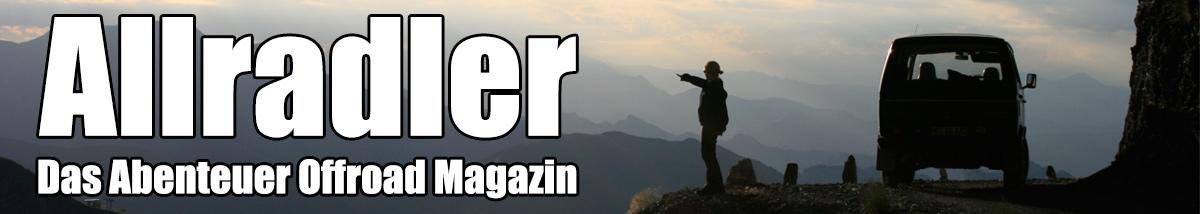 Allradler - Das Abenteuer Offroad Magazin