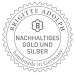 Brigitte Adolph Badge Sustainable