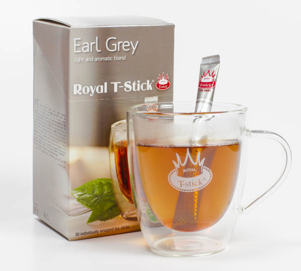 Royal T-Stick Early Grey Schwarztee