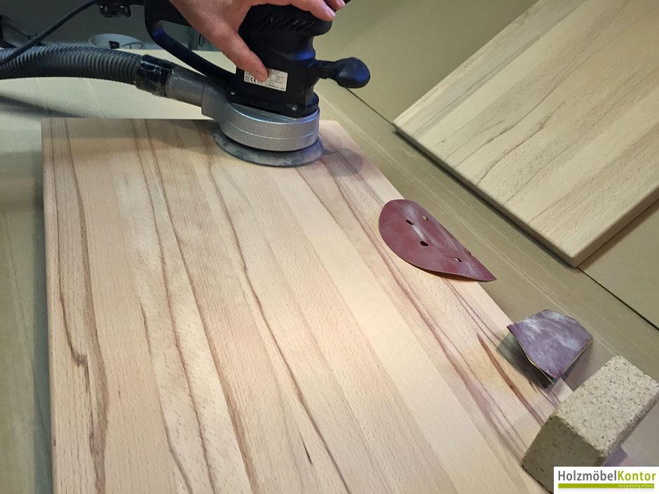 Holzpflege Schneidbrett Shop