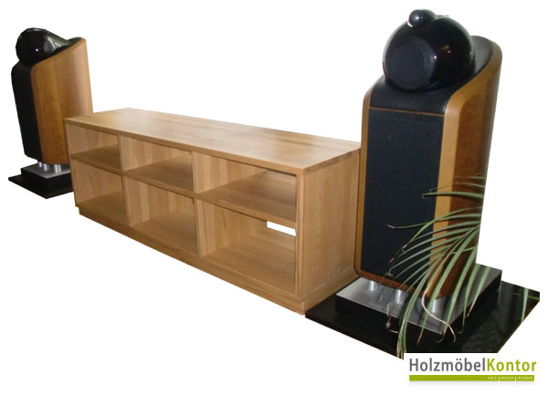 tv m bel und hifi m bel massivholz qualit t. Black Bedroom Furniture Sets. Home Design Ideas