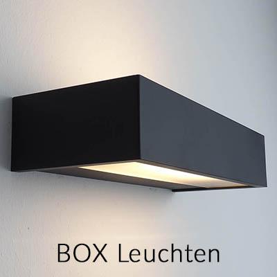 Decor Walther Serie BOX Leuchten