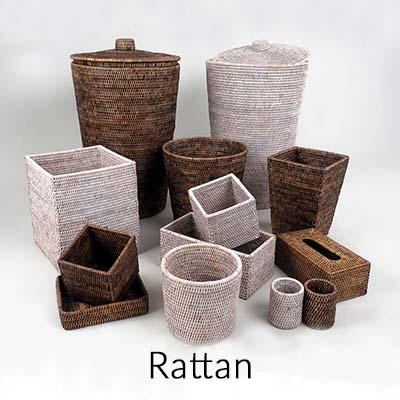Decor Walther Serie Basket Rattan