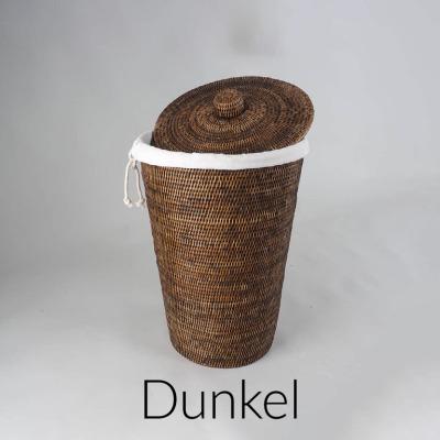 Decor Walther Basket Dunkel Wäschebehälter