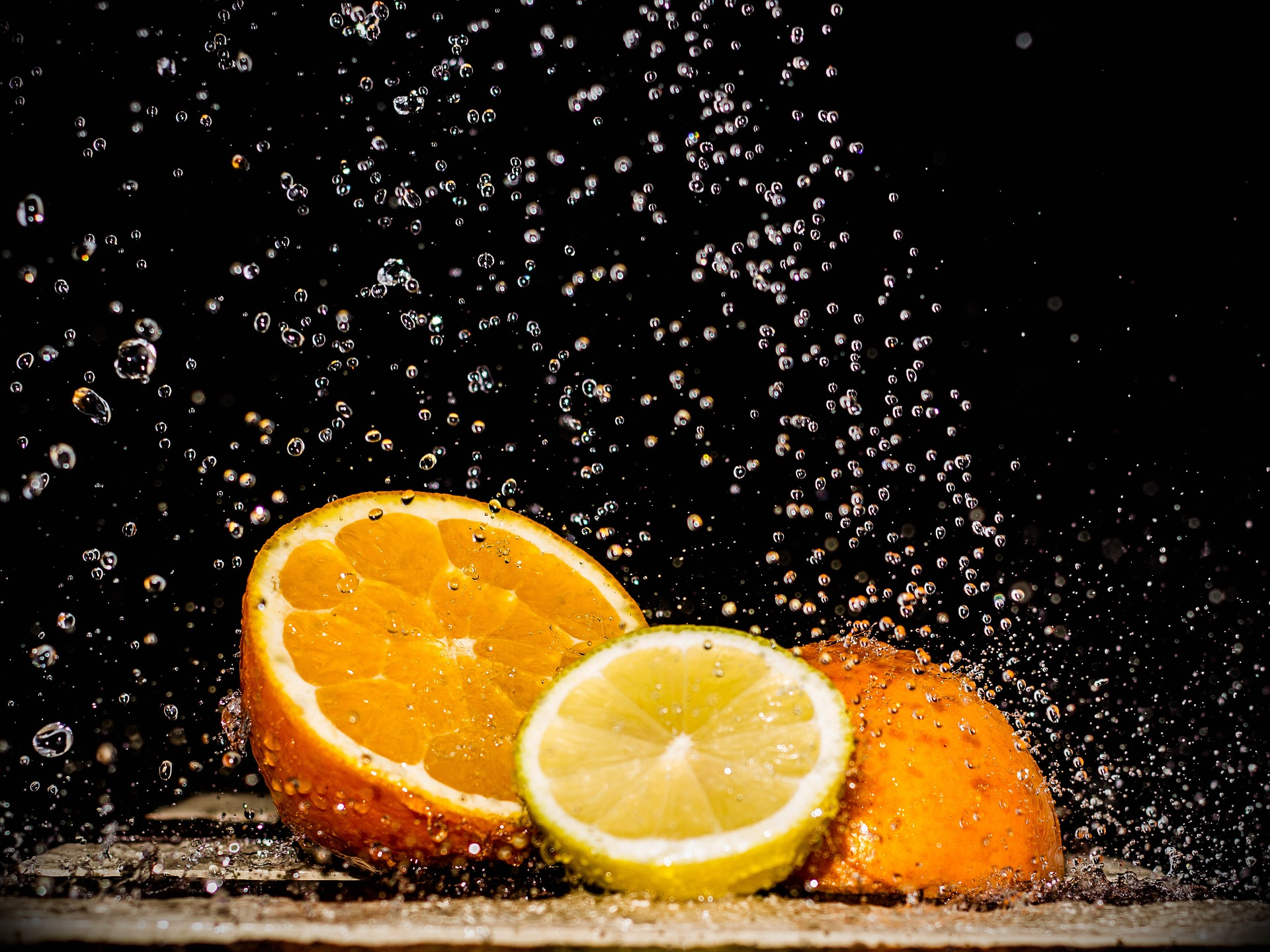 Vitamin C Zitrusfrüchte