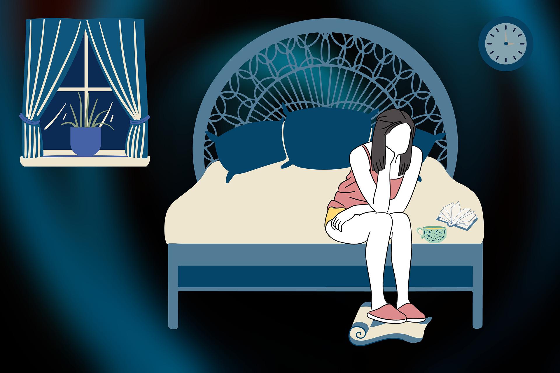 Schlafprobleme lösen