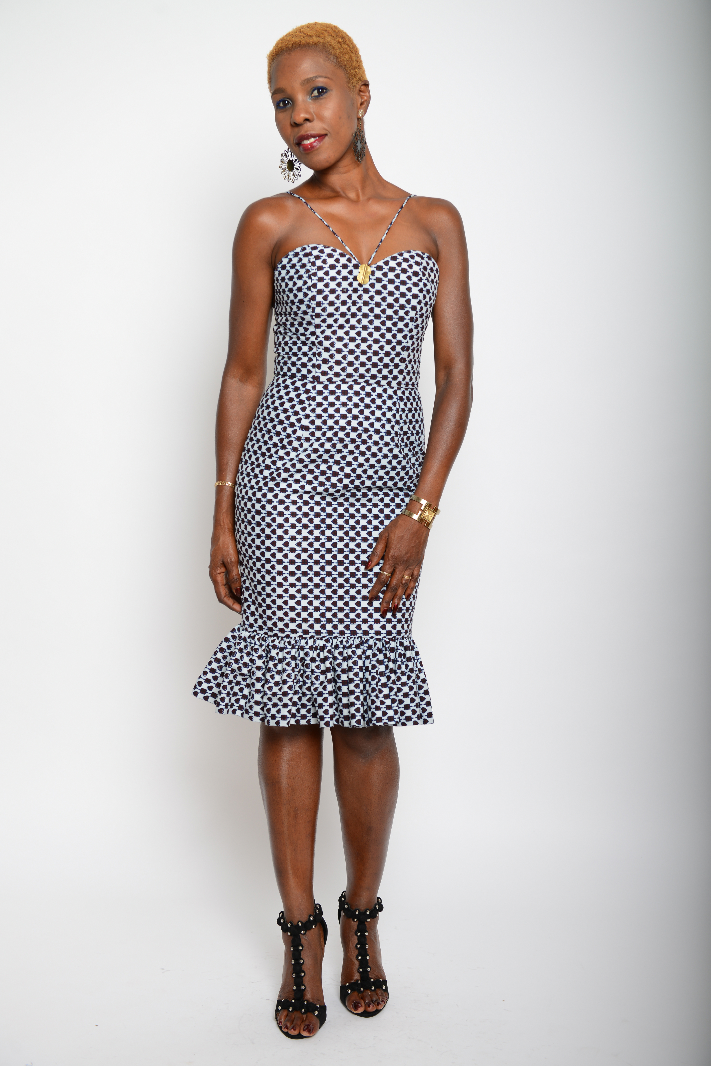africaine couture - robe africaine - afrika mode