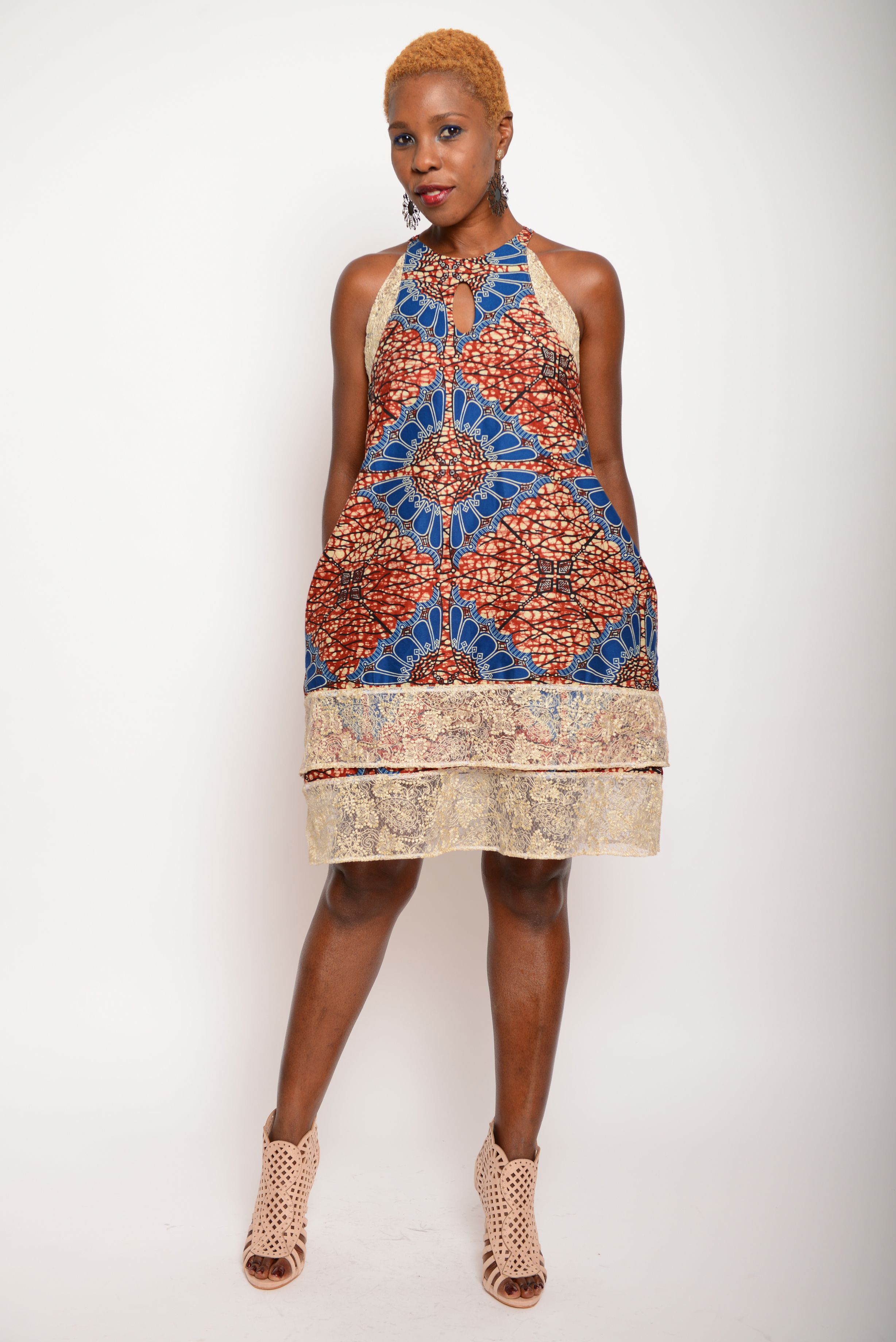 plus de photos 7dc38 0a25a Africaine Couture - Robe Africaine - Afrika Mode - Euge-W ...