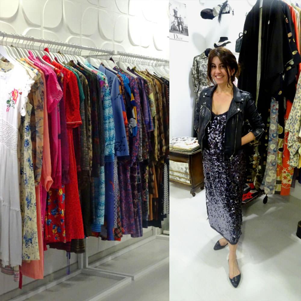 c3214bbe4d9440 Vintage Mode in Madrid: Ein Plausch mit einer Expertin