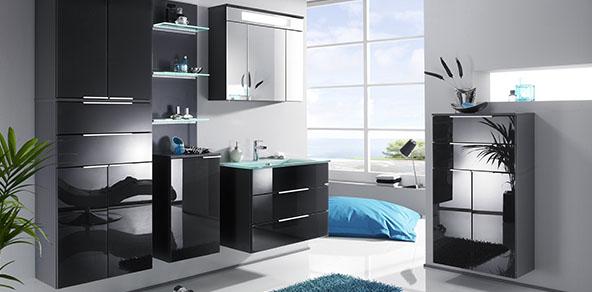 fackelmann kara badm bel creativbad. Black Bedroom Furniture Sets. Home Design Ideas