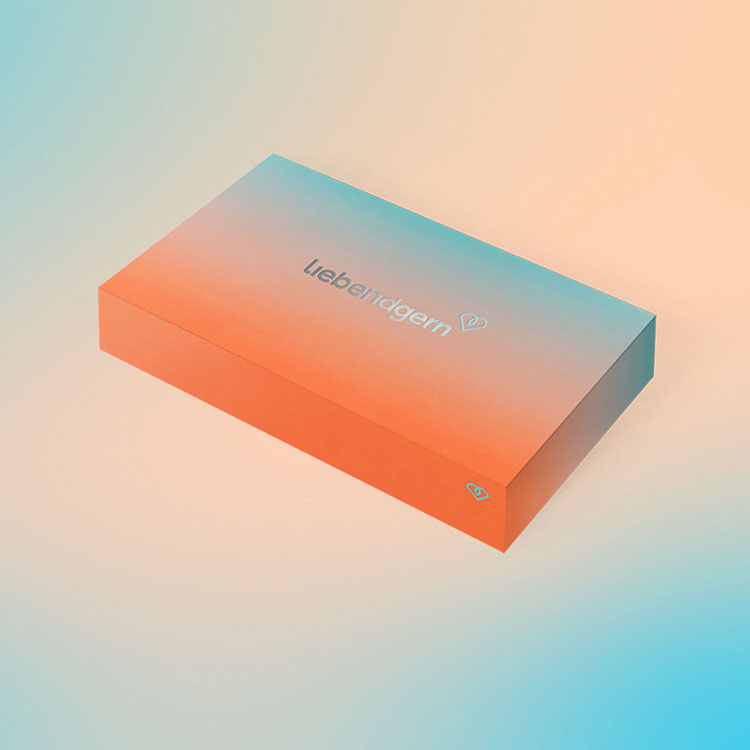 liebendgern Paarbox Kartenset klein