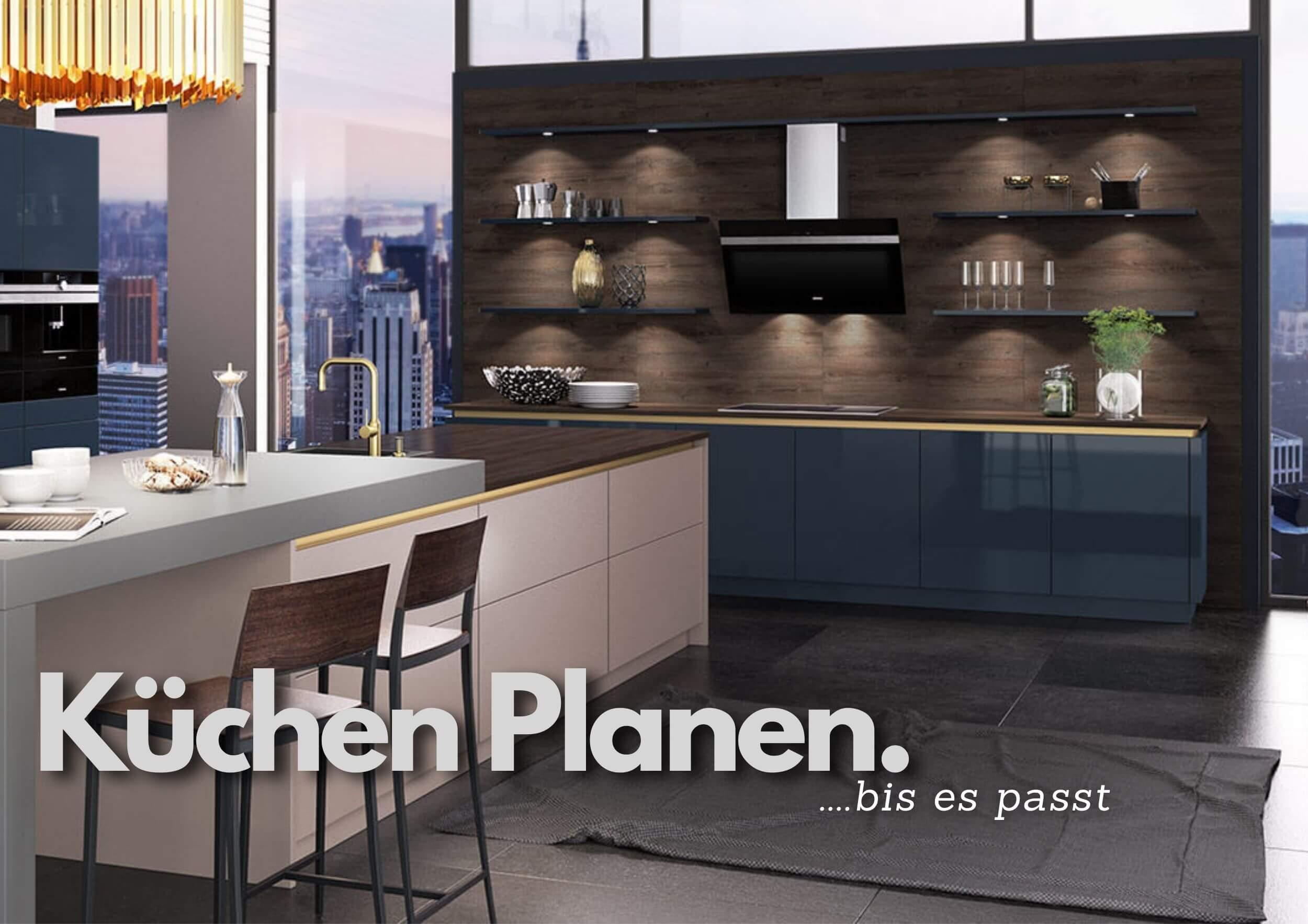 Unsere Prestige Küchen jetzt individuelle Planung starten!